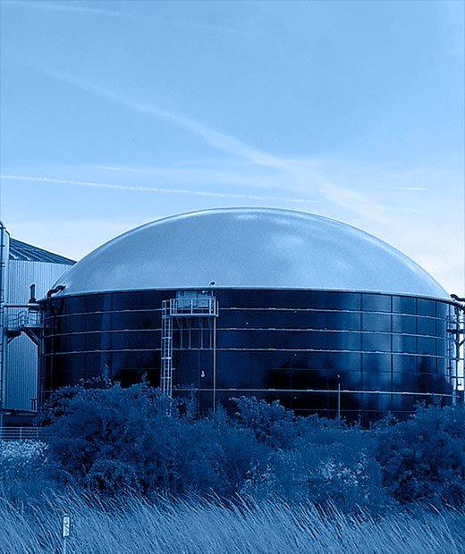 Spouštení bioplynových stanic