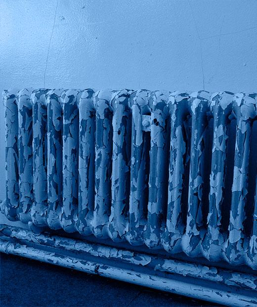 Náhradní vytápění budov v případě havárie